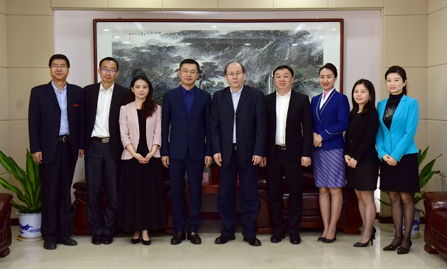 """我校与中国南方航空股份有限公司启动""""明珠之蓝""""精英乘..."""